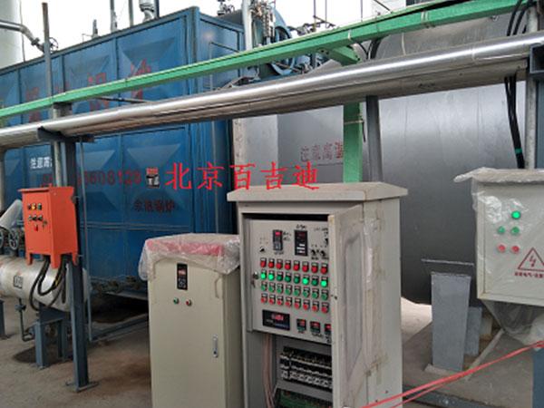 蓄热式催化燃烧(RTO)