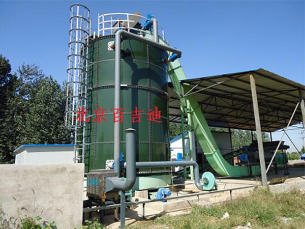 污泥堆肥发酵伟德国际954处理